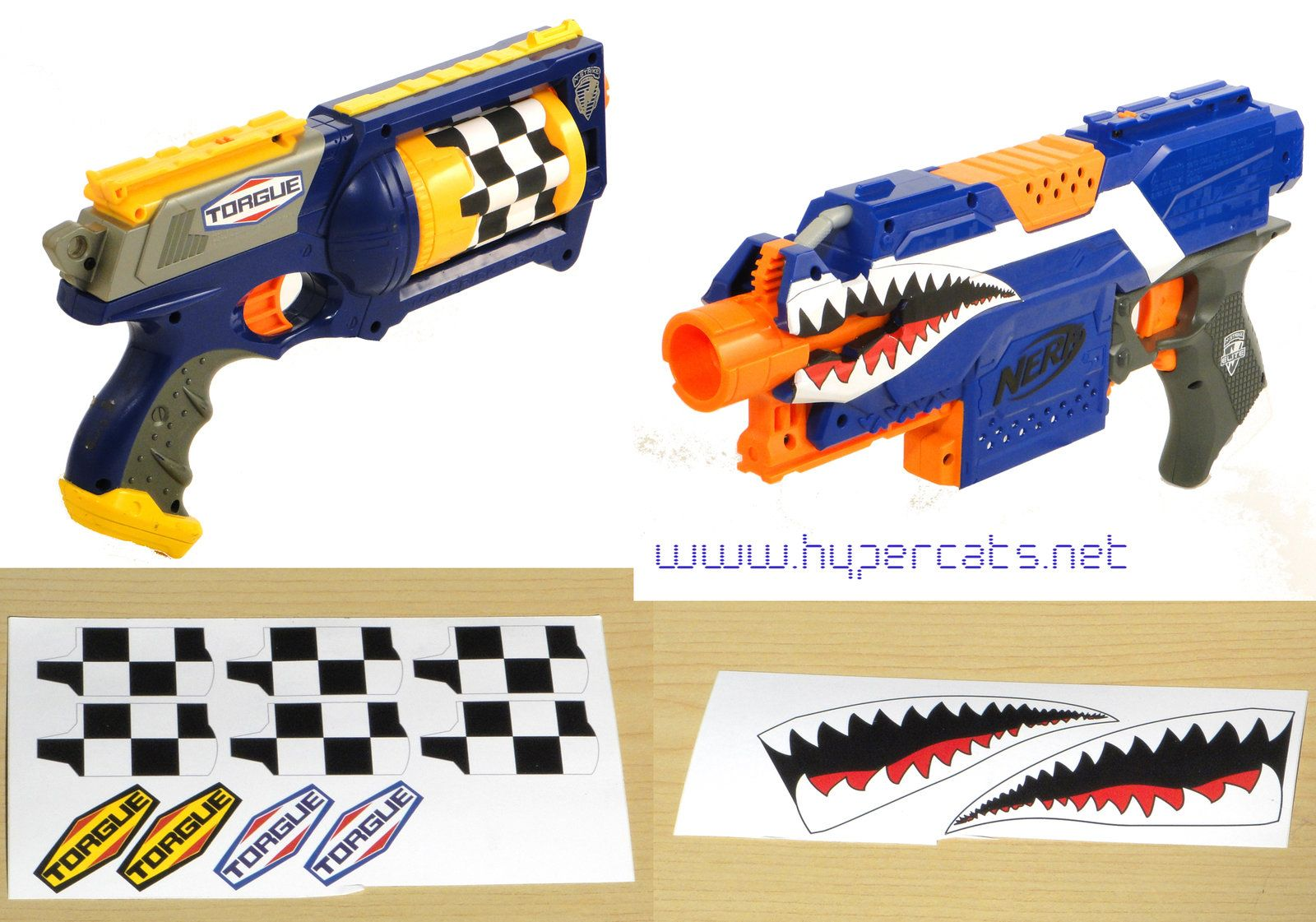 Nerf Zombie Strike Extra Large Battle Bundle with Ripshot Gun, Flipfury Gun,  Extra Darts, Crowbar Combat Kit, Hammer Combat Kit, Chainsaw That Fits on  Gun ...