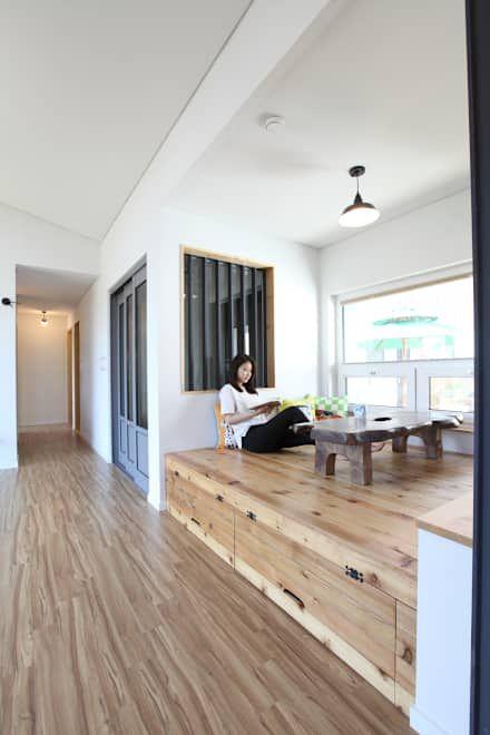 거실 인테리어 디자인 & 아이디어  거실, 인테리어 컨셉 및 가구 ...
