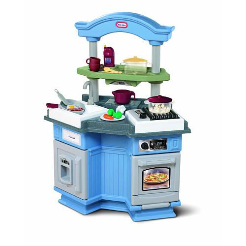 "little tikes sizzle 'n pop kitchen - mga entertainment - toys ""r"