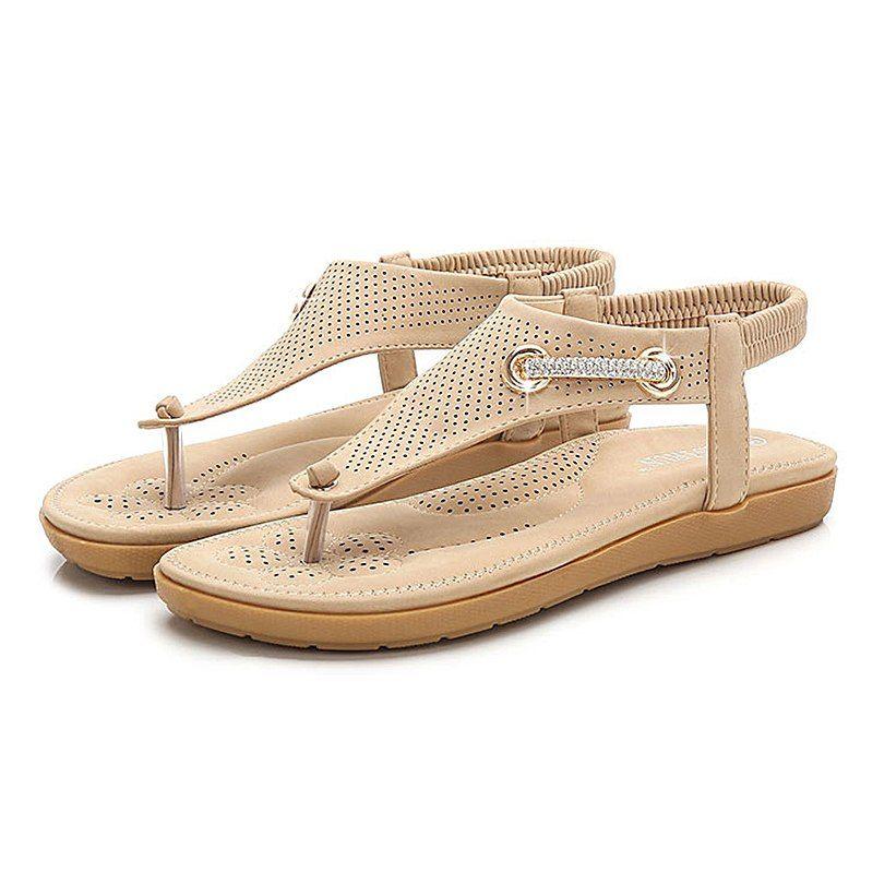 Aliexpress.com  Comprar LAKESHI alta QualityWomen sandalias verano Mujer  Zapatos 2018 moda Flip Flop ced9708c0924