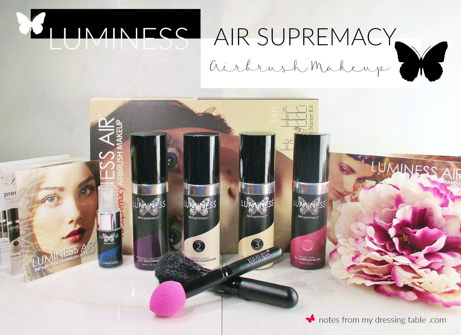 Luminess Air Air Supremacy Airbrush Makeup Airbrush