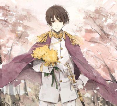 Alfred's sister (japan x reader) - 26:         | hetalia