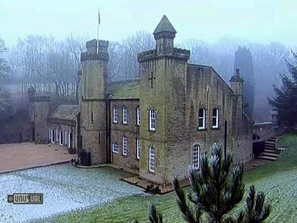 Carr Hall Castle Halifax Uk Norman Folly Situated In A Deer Park With