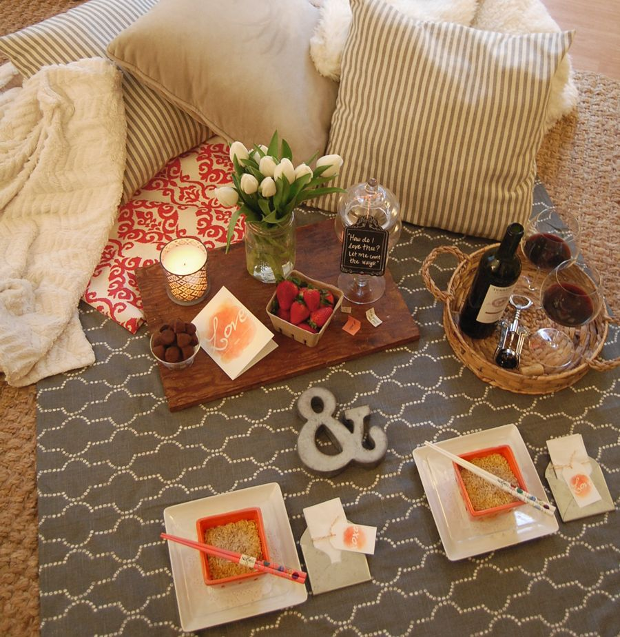 Indoor Picknick the guide to a and frugal s day