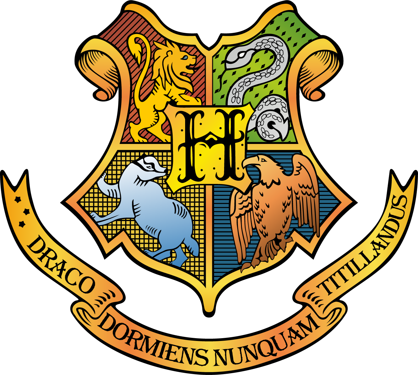 Slytherin Clipart, Gryffindor Clipart, Ravenclaw Clipart ...