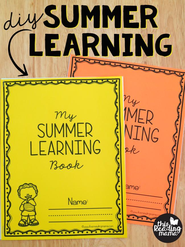DIY Summer Learning Workbooks | Pinterest | Homeschool, School and ...