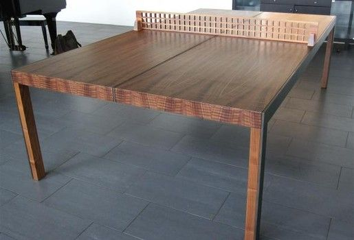 Artisan Ping Pong Dining Table Part 9