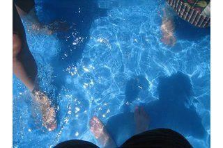 How To Keep A Blow Up Pool Clean Hunker Blow Up Pool Kiddie Pool Pool Cleaning
