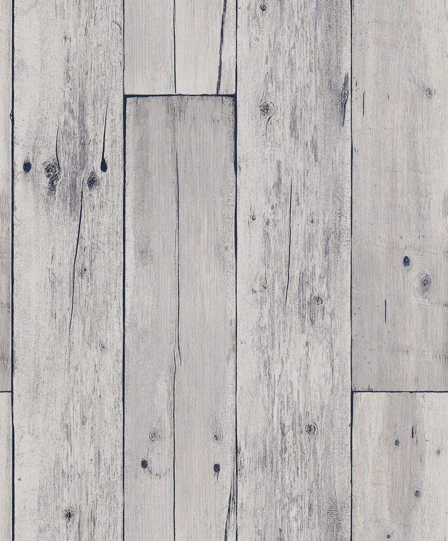 Amazon Com Blooming Wall Wood Plank Wallpaper Wall Wallpaper Wood Paneling