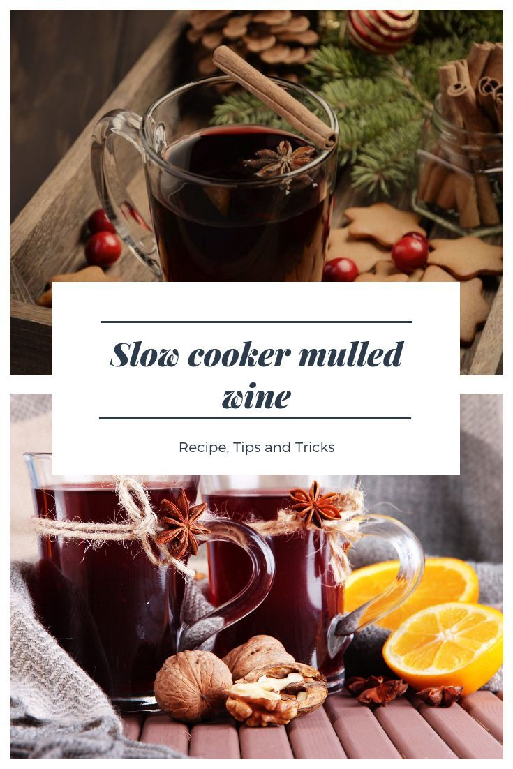 Simple and Traditional Mulled Wine Recipe | Recipe ...