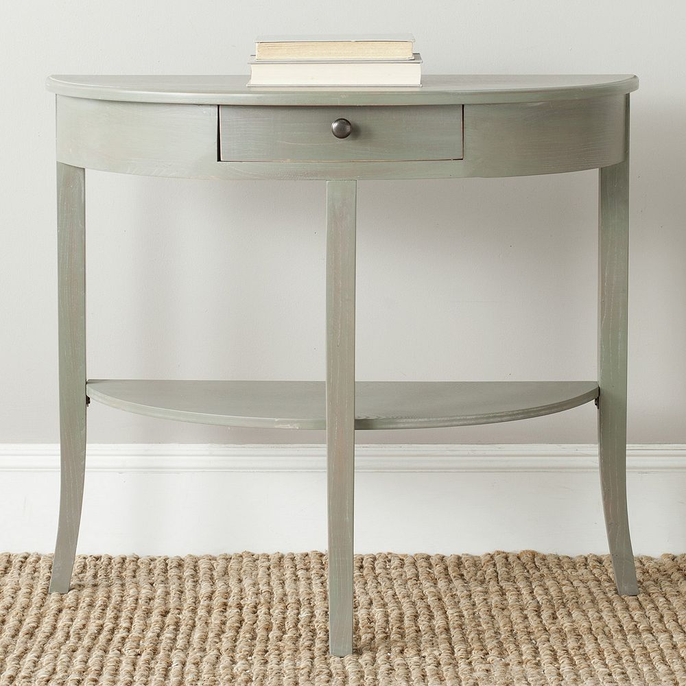Safavieh Alex Console Table, Grey