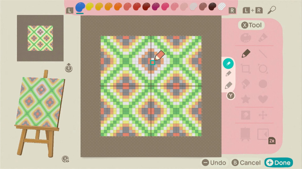 Animal Crossing New Horizons Style System Lets You Make Custom Wallpaper Animal Crossing New Animal Crossing Animal Crossing Qr