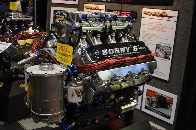 Sar 1005 Sonny Leonards 1005 Cu 2100 Hp Big Block Racing