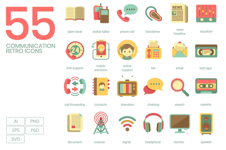 2,500 Icons The Client Bundle ProductionVideo