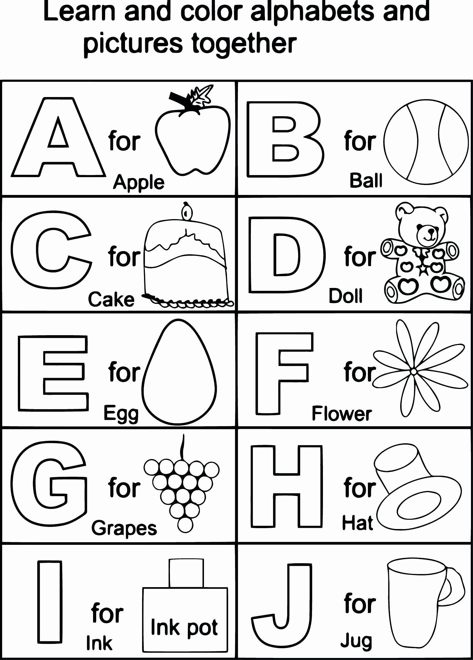 Toddler Learning Coloring Pages  Pendidikan, Gambar