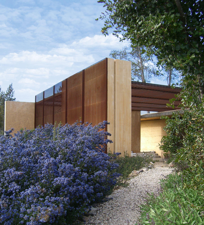 Lee Residence, Calistoga (steven Harris Architects
