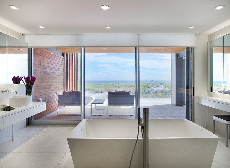 Long Island Beach House By West Chin Architect Beach House