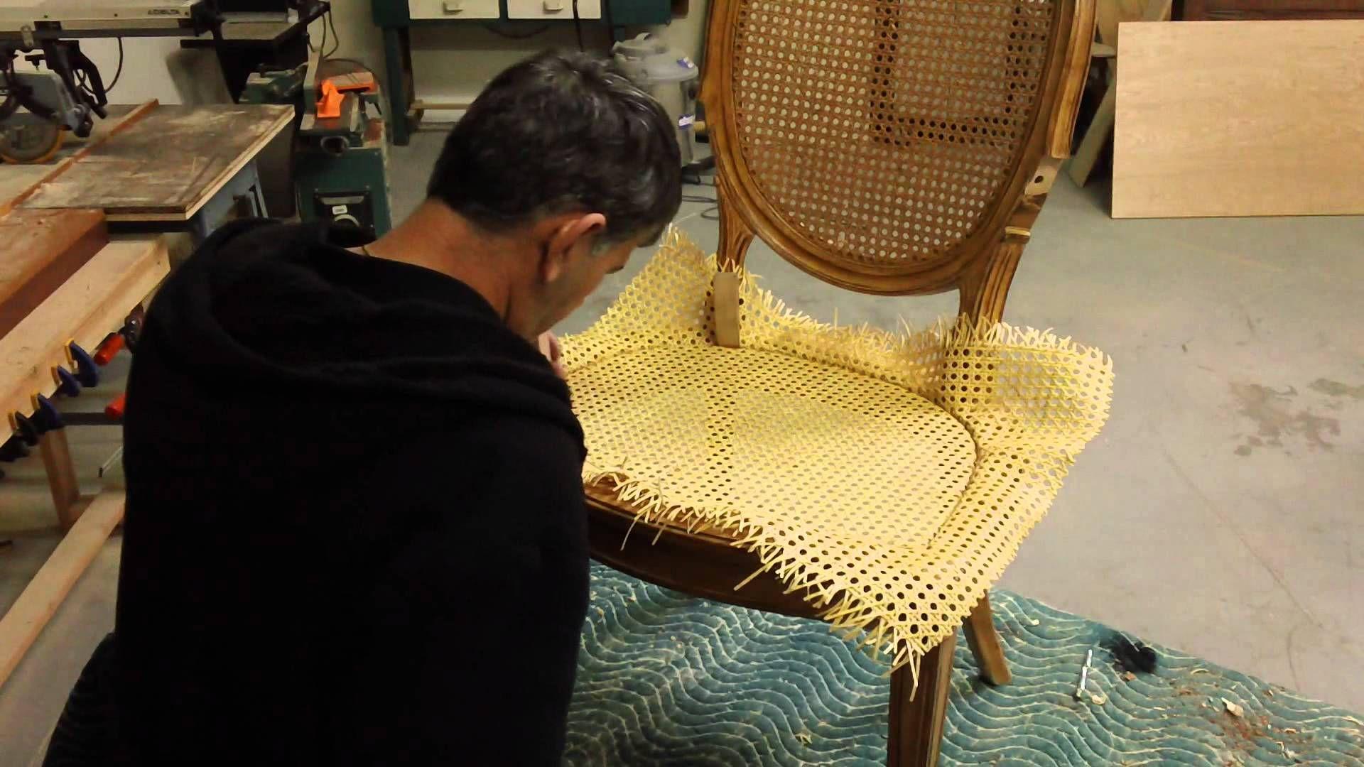 How To Re Cane A Chair Chair Furniture Fix Furniture Repair