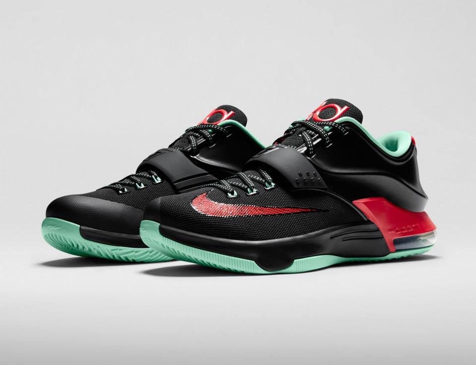 BMJ Nike Kd7 basketball sneakers (With images) | Nike shoe