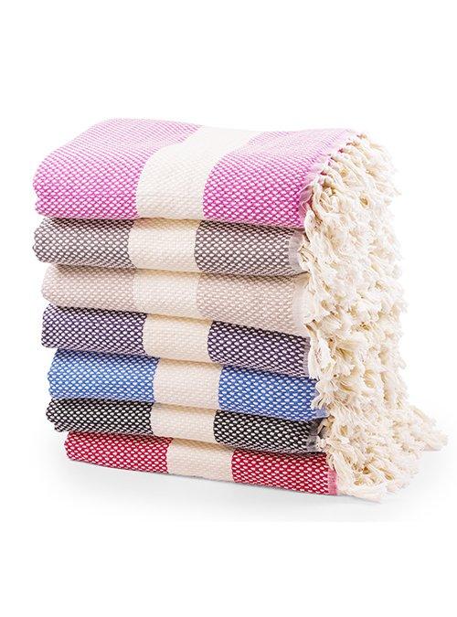 Wholesale Bath Towel Turkey Peshtemal Manufacturer Factory Bulk Kikoy Cotton Towels Home Textile Towel