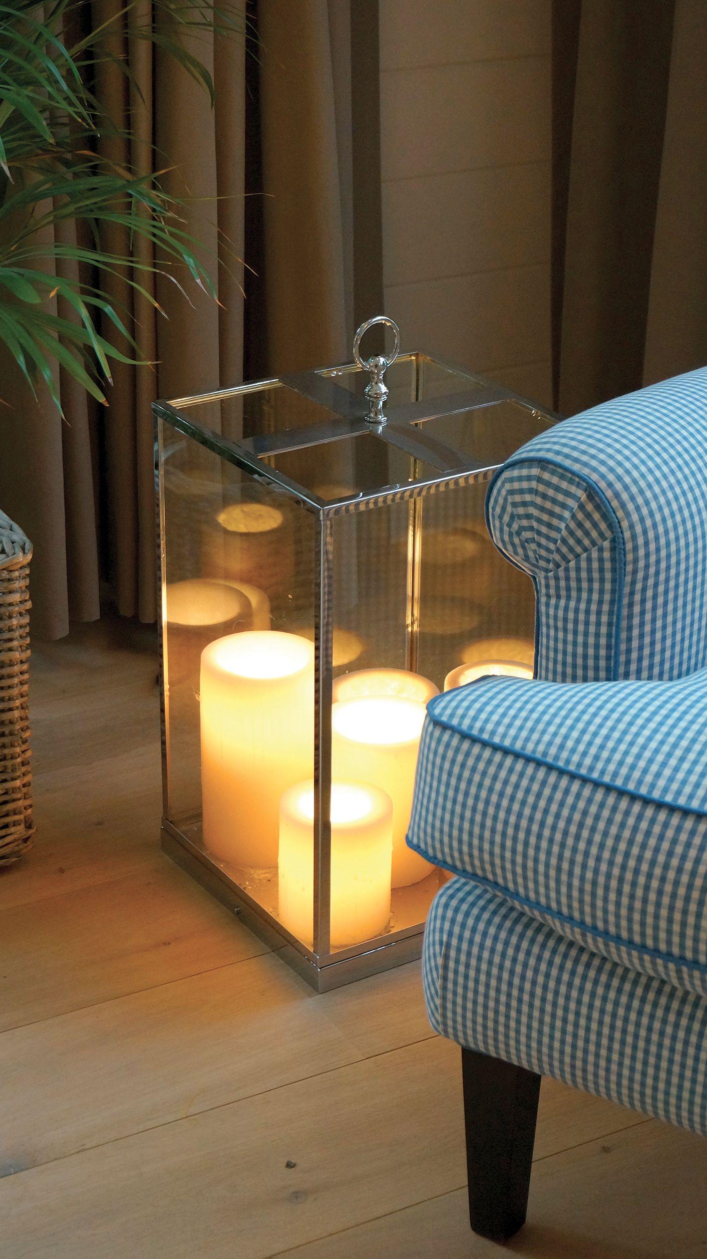BelleFeu Vitrine Lantern Système d\'éclairage à LED spécial ...
