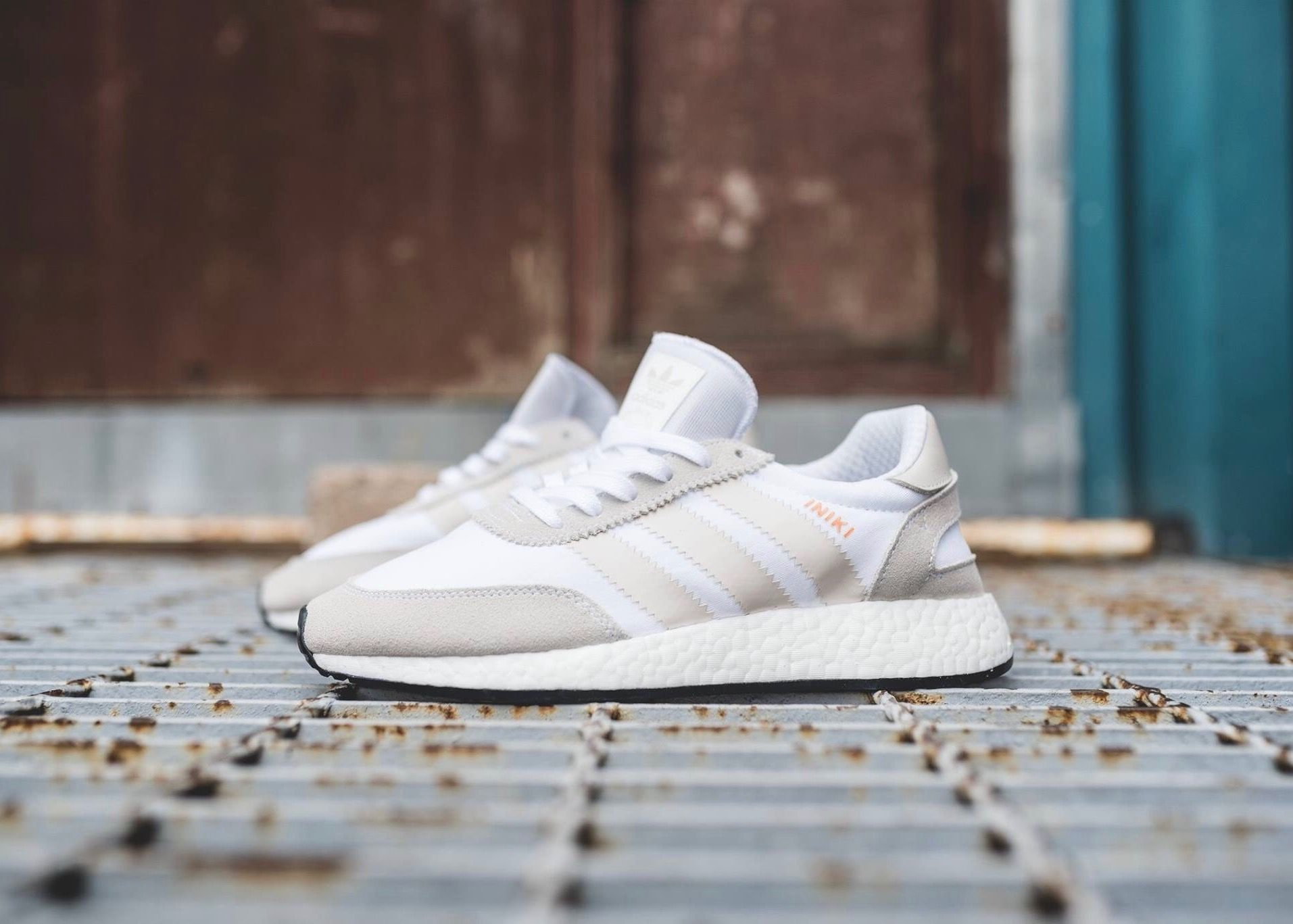 Details about Adidas I 5923 Iniki Runner Boost BY9096 Blue Sneaker Shoes Women