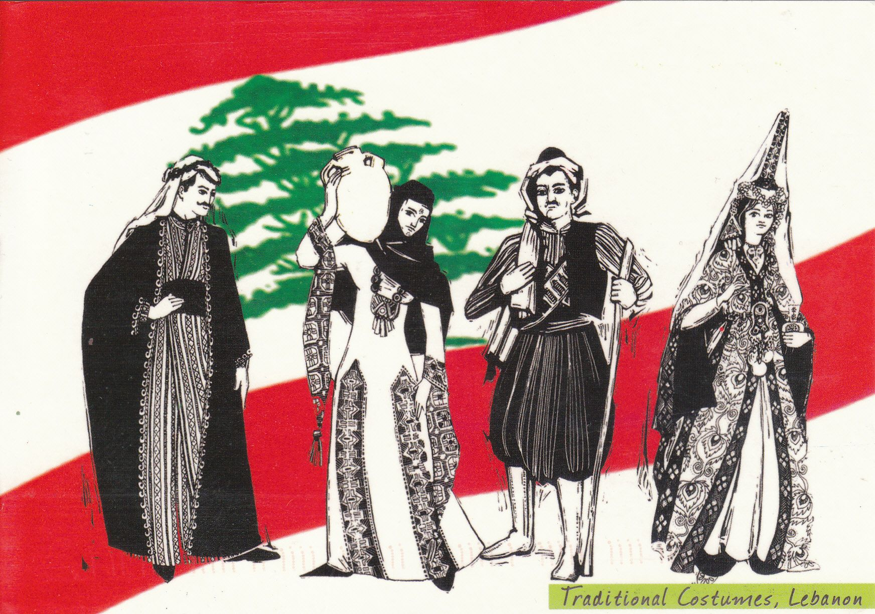 Old Lebanese Posters