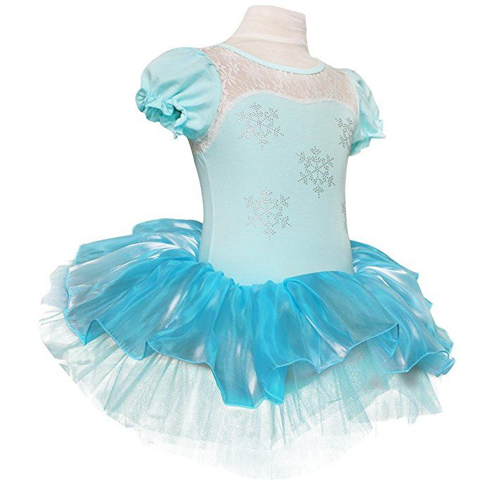7163f7555 YiZYiF Baby Girl Child Ballet Outfits Child Leotard Tutu Dancewear ...