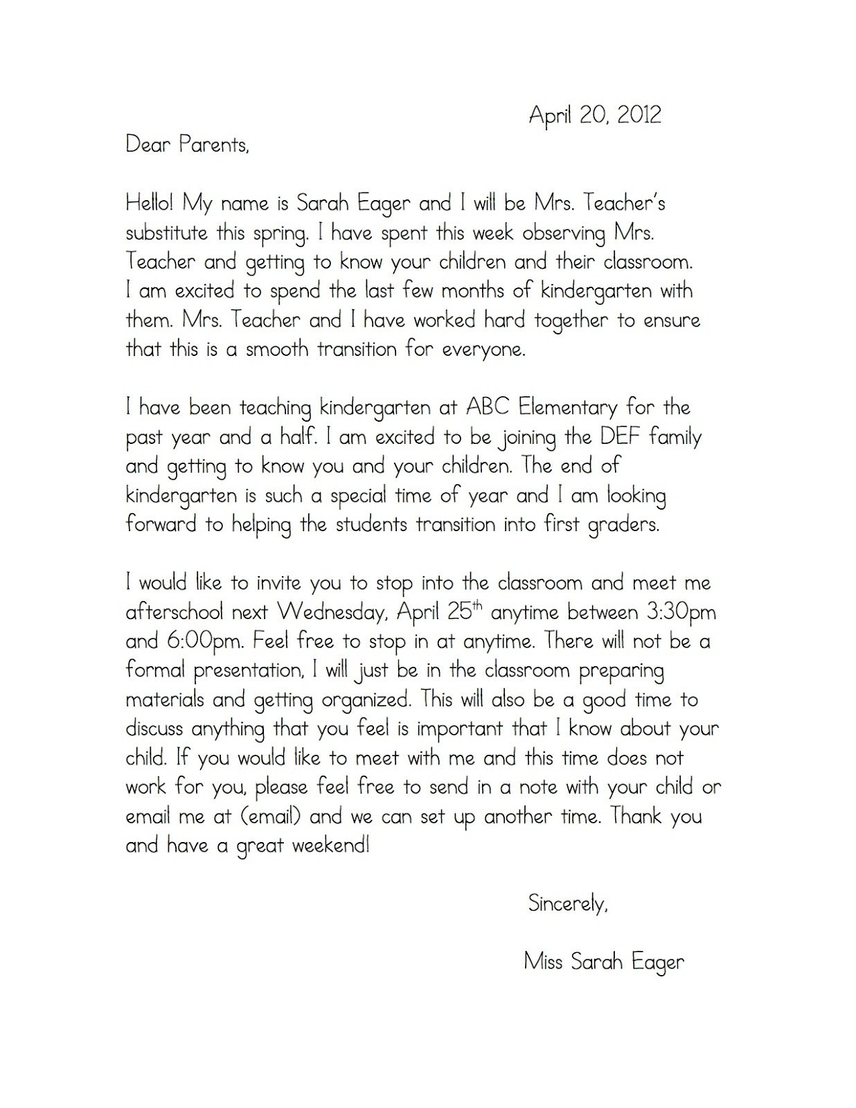 best images about letter to parents behavior 17 best images about letter to parents behavior report teaching and end of year
