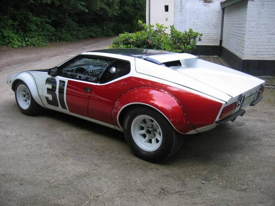 RaceCarAds - Race Cars For Sale » De Tomaso Pantera Gr4 Works car ...