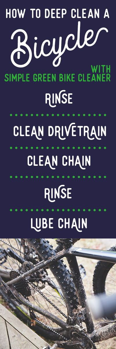 Regular Bike Cleaning And Washing Does More Than Keep Your Bicycle