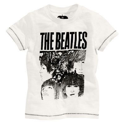 the beatles revolver shirt