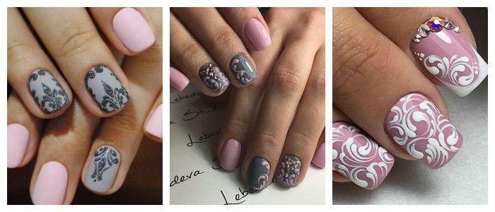 Дизайн ногтей на Новый год 2020: все новинки дизайна и ...