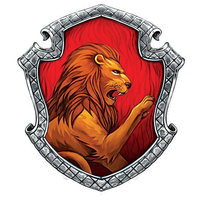 Gryffindor Pottermore Crest
