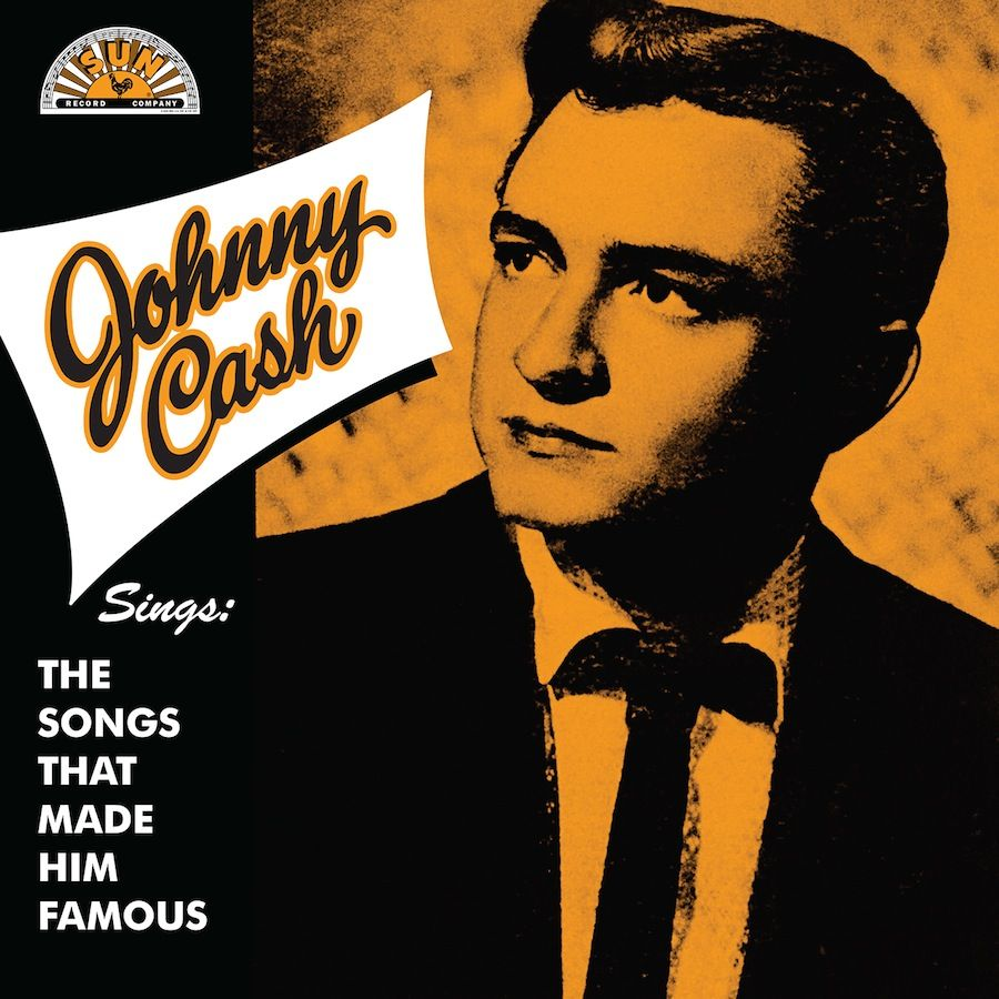 johnny cash - sings the songs that made him famous | products, songs