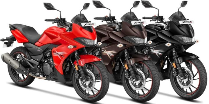 Hero Xtreme 200s Price Mileage Specifications Top Speed Review