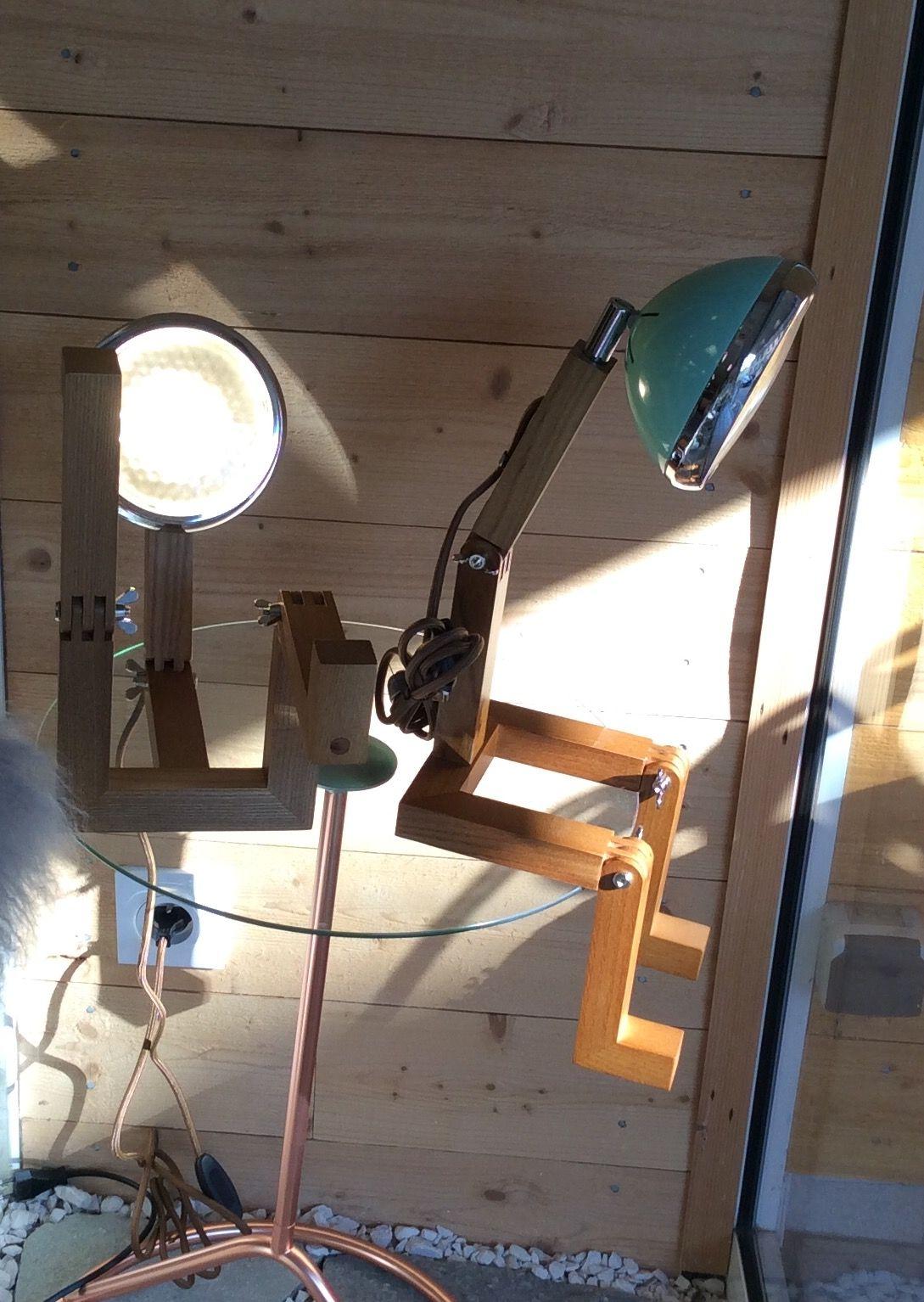 Mr Watson Lampe Articulée   Produits recyclés, Lampe ...