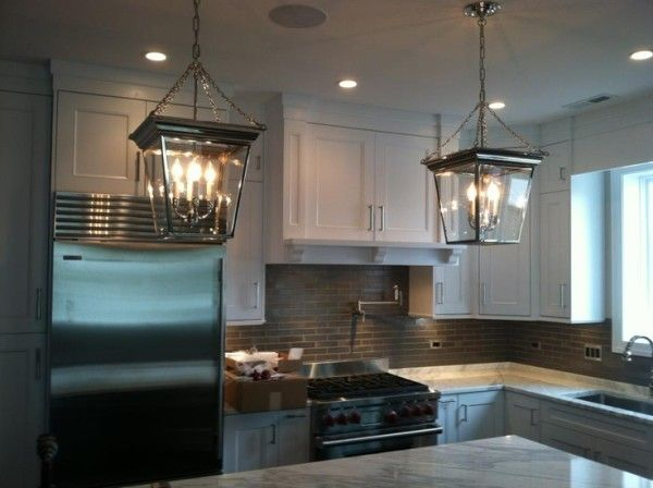 Image Of Small Lantern Pendant Lights For Kitchen With Candle Best Kitchen Lanterns Design Decoration