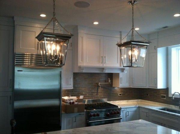 Lantern Pendant Lights For Kitchen Cool Image Of Small Lantern Pendant Lights For Kitchen With Candle Light Design Inspiration