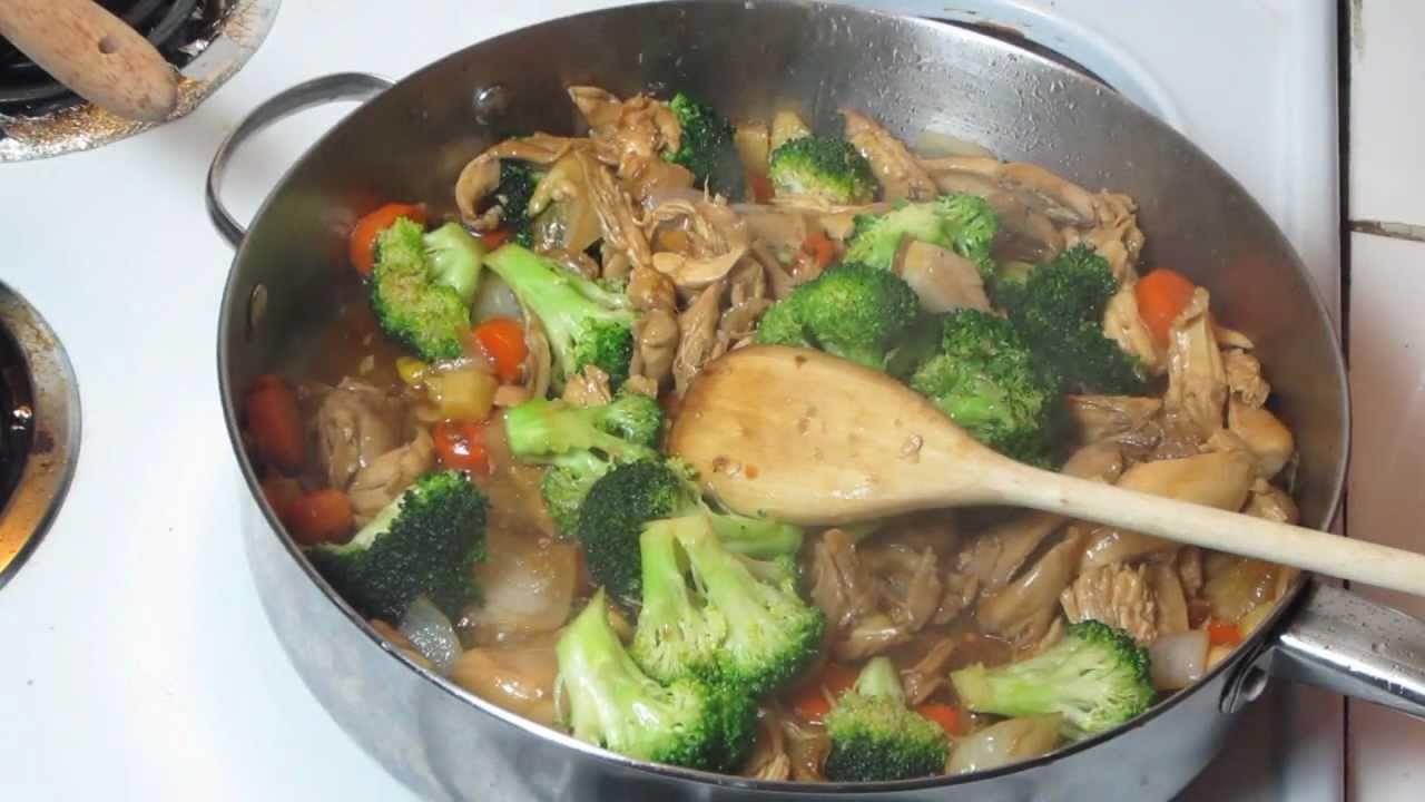 Cocinar Brocolis | Pollo Con Brocoli Comida China Cocina Asiatica Pinterest