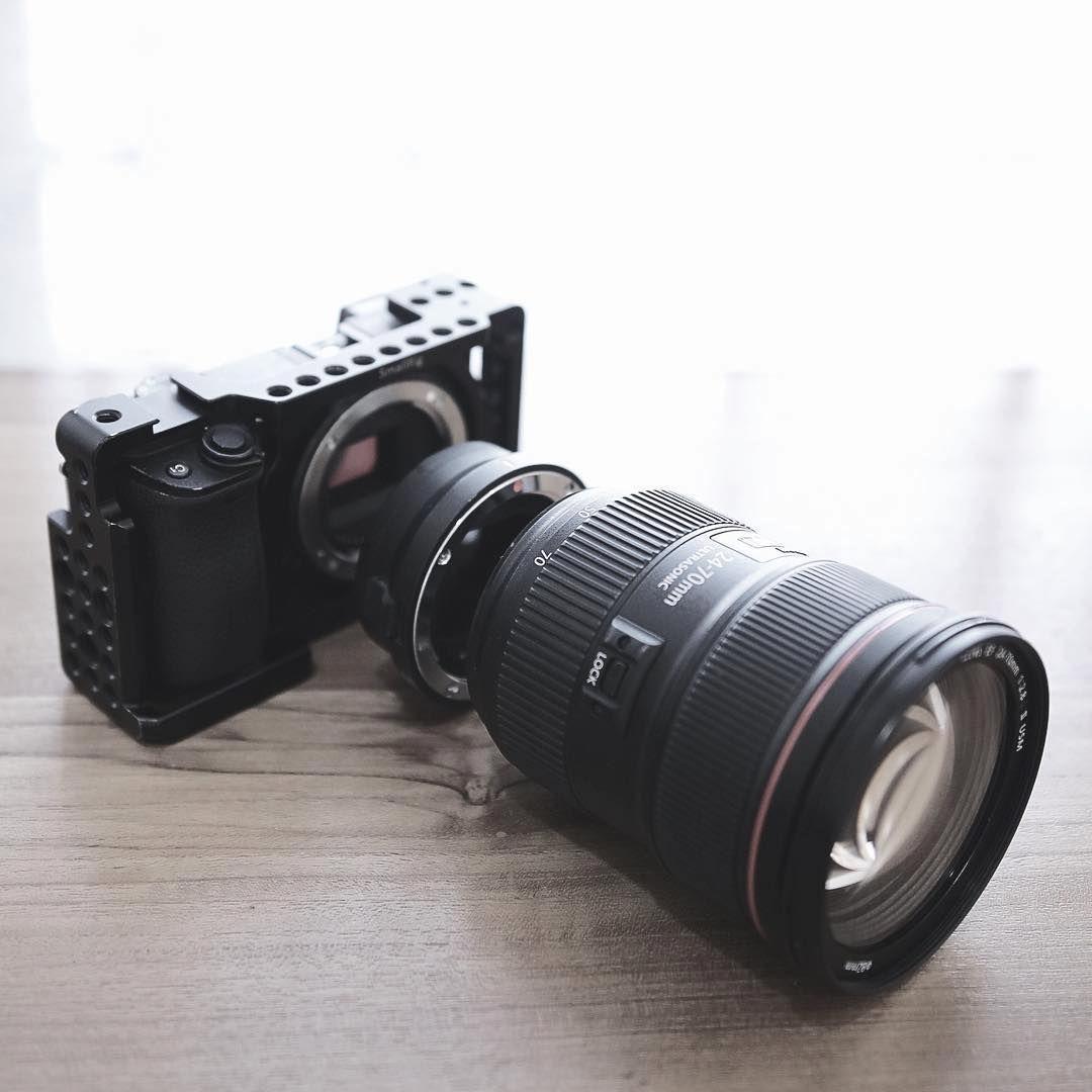 Smallrig Sony A6000 A6300 A6500 Ilce 6000 Ilce 6300 Ilce A6500 Nex 7 Cage 1661 Smallrig Sony Sony Camera