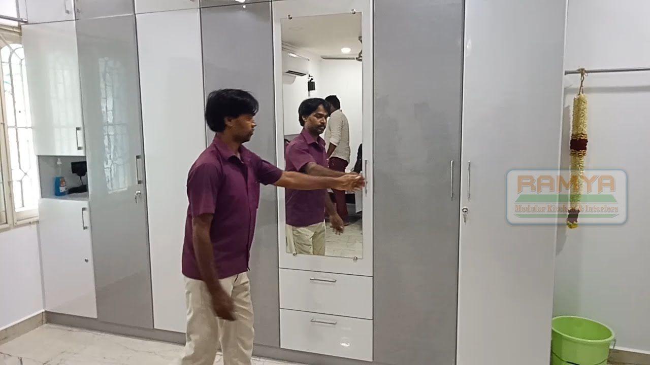 Ramya Modular Kitchen, Our Client Mr. Manoj Porur Chennai - YouTube