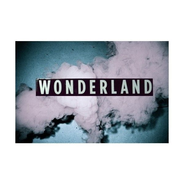 Alice In Wonderland Quotes Tumblr: Tumblr Liked On Polyvore
