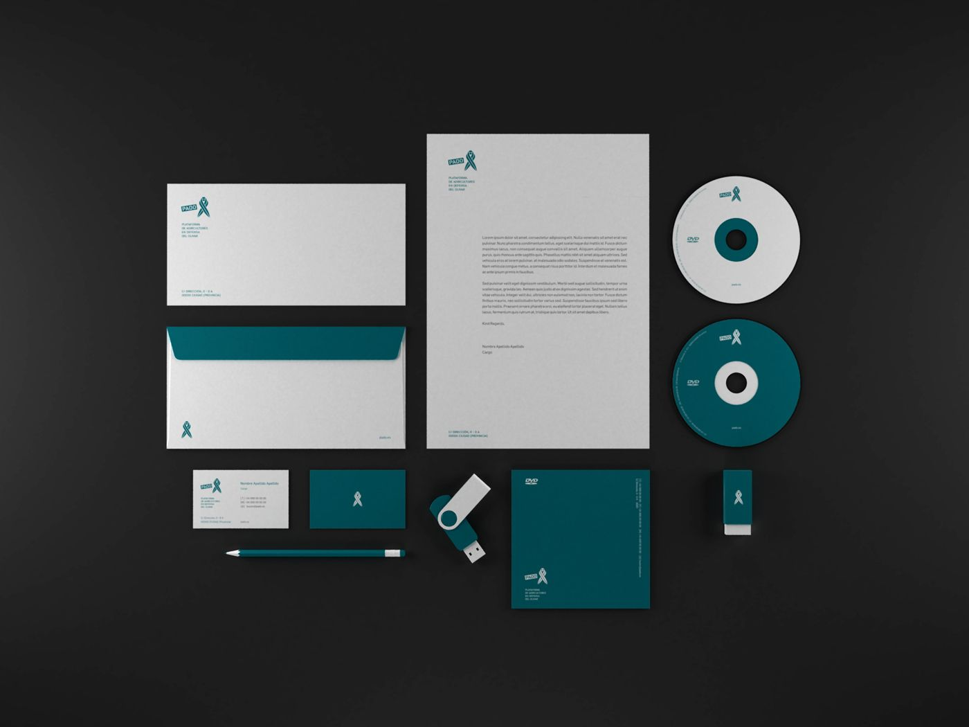 PADO | Identity [ Complete System ] on Behance