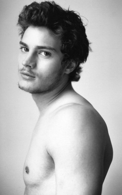 50 Delicious Old Photos From Jamie Dornan's Modeling Portfolio