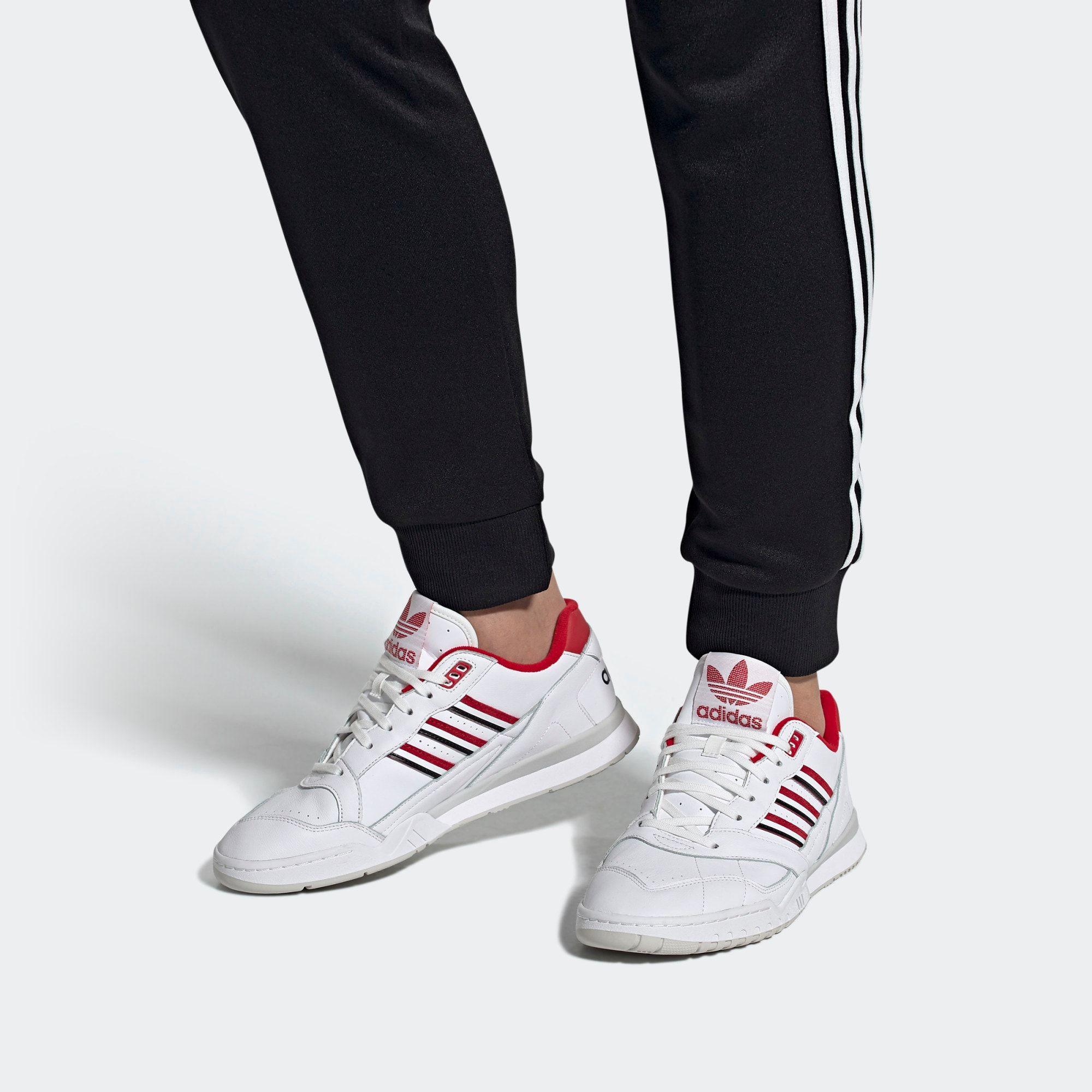 ADIDAS ORIGINALS Sneaker 'AR Trainer' Damen, Weiß, Größe 45 ...