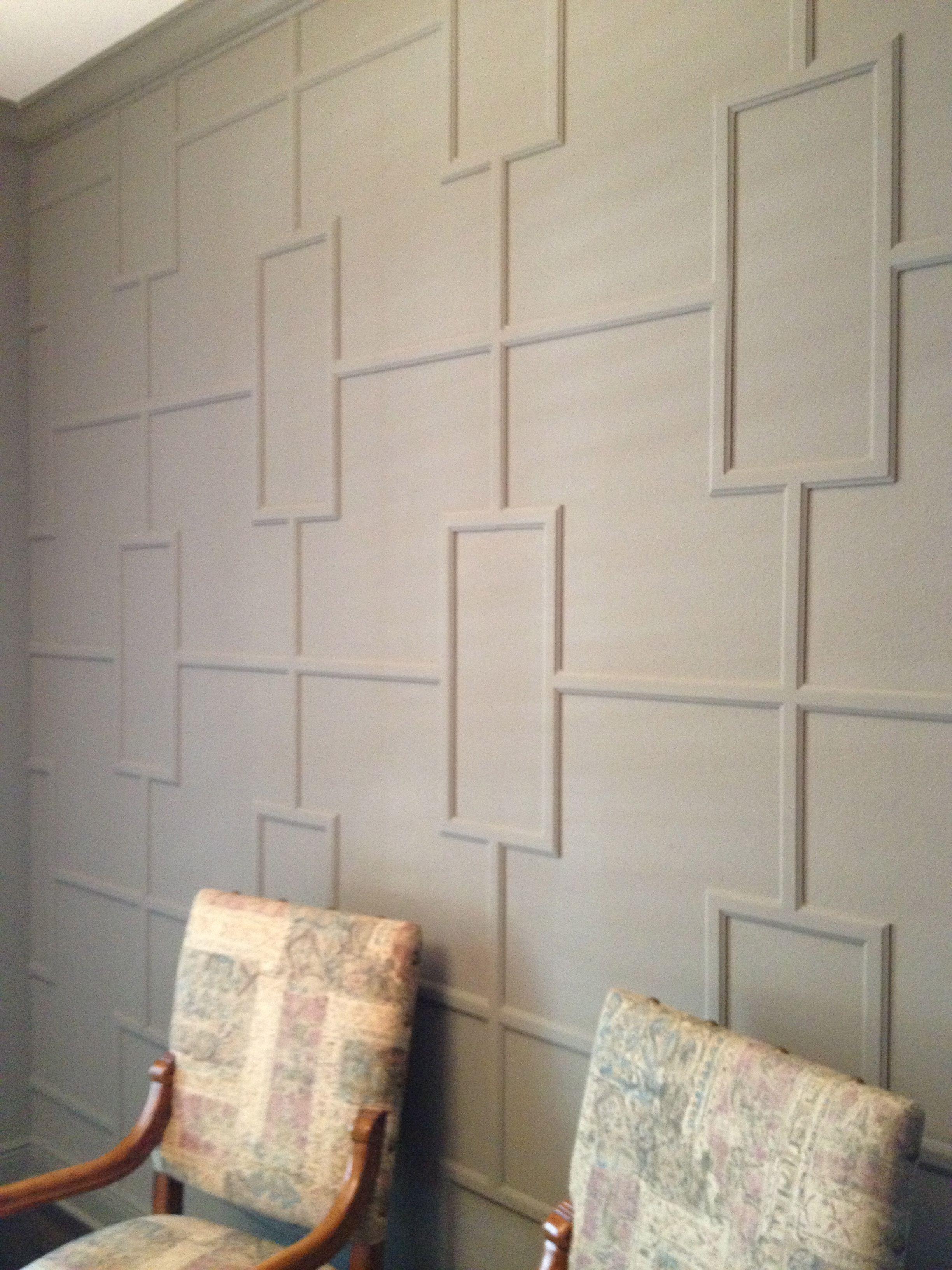 Wall Treatment Ideas Google Search Treatments Paneling