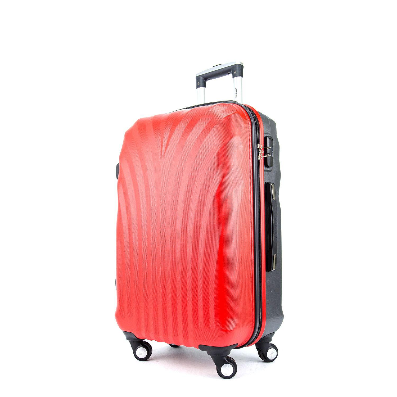 6a08a3629426 Troler LAMONZA Cargo rosu cu cantar incorporat. | LAMONZA Cargo ...