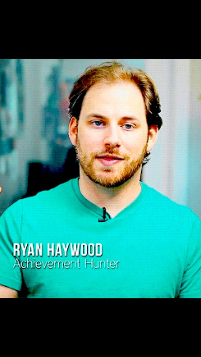 Ryan Haywood Now I Dont Usually Pick Favourites But Yeah