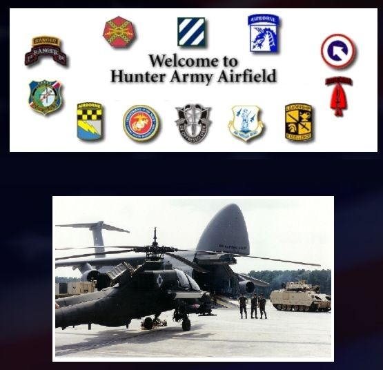 Hunter Army Airfield, GA: Post & Community Information, Military Discounts and more